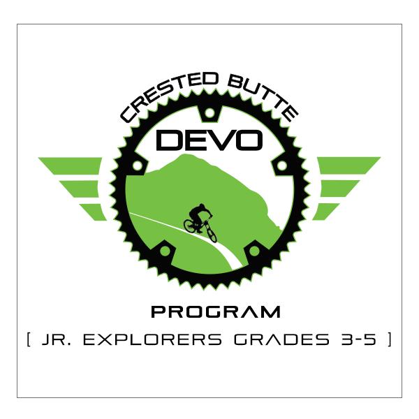 Jr. Explorers - Grade 3-5